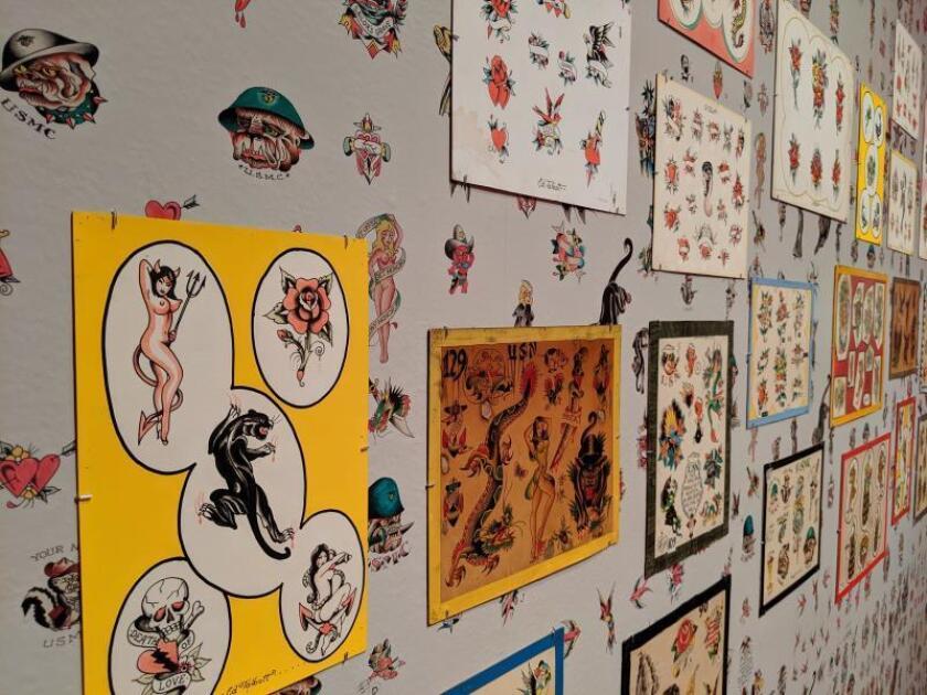 Los tatuajes de Ed Hardy: arte de museo con influencias de Goya y Rembrandt