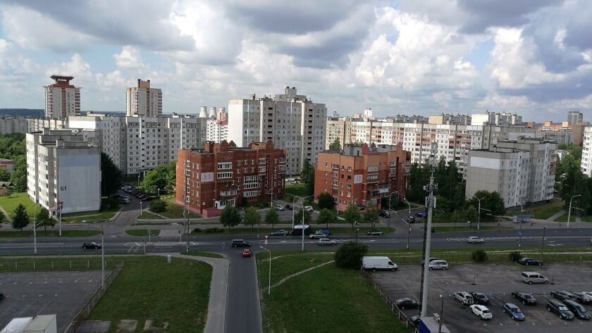 Global Development Tiny Belarus Is A Throwback To The Soviet Union And The Center Of A Booming Tech Economy Los Angeles Times
