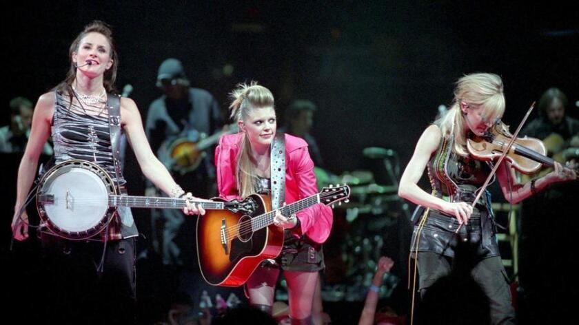 The Dixie Chicks perform in Washington, D.C., in June 2013. MUST CREDIT: Washington Post photo by Gerald Martineau ** Usable by BS, CT, DP, FL, HC, MC, OS, SD, CGT and CCT ** (The Washington Post)