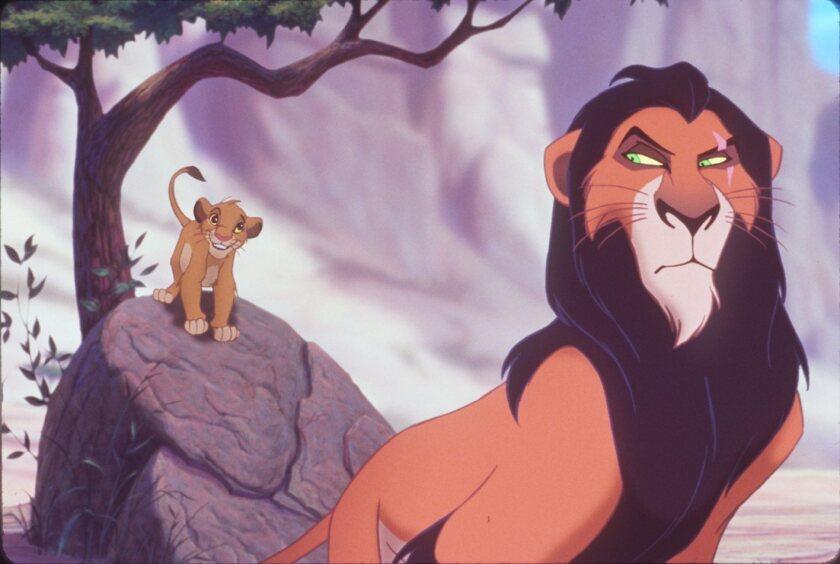 Scar | 'The Lion King'