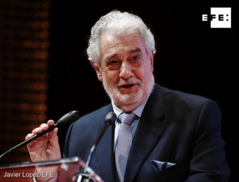 Nuevas mujeres se suman a acusaciones de abuso sexual contra Plácido Domingo