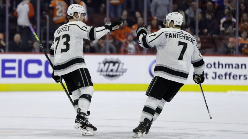 What We Learned From Kings 3 2 Victory Over The Philadelphia Flyers