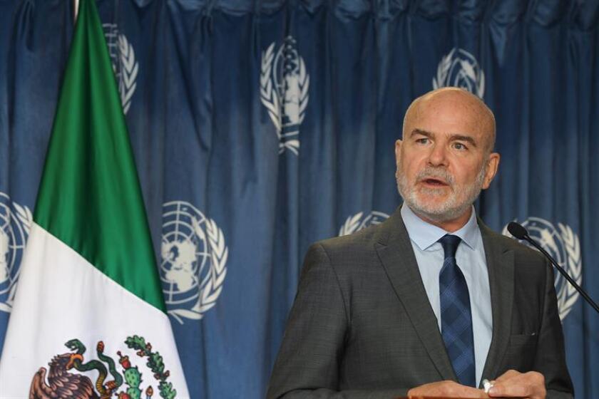 """La ONU acusa a México de """"criminalizar"""" a los defensores de los derechos humanos"""