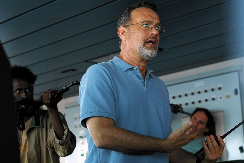"""Critics and moviegoers loved Tom Hanks in """"Captain Phillips"""" but he didn't receive an Oscar nomination."""