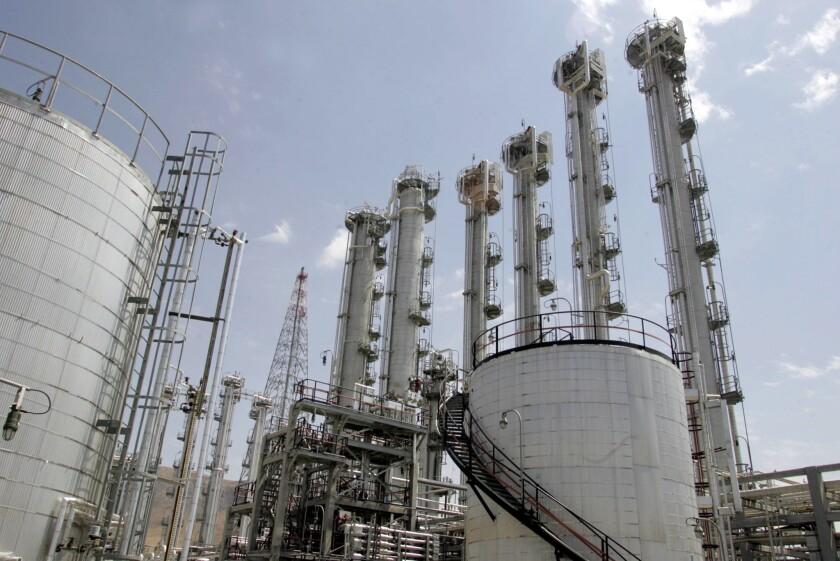 Iran's nuclear reactor