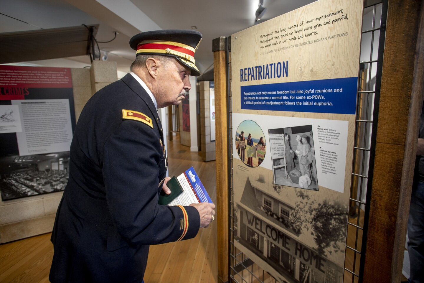 Heroes Hall celebrates 2nd anniversary and unveils new exhibit