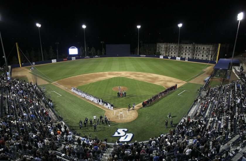 The Padres will play their final two games of spring training at USD's Fowler Park, which opened last February. The exhibitions had previously been scheduled at Petco Park.
