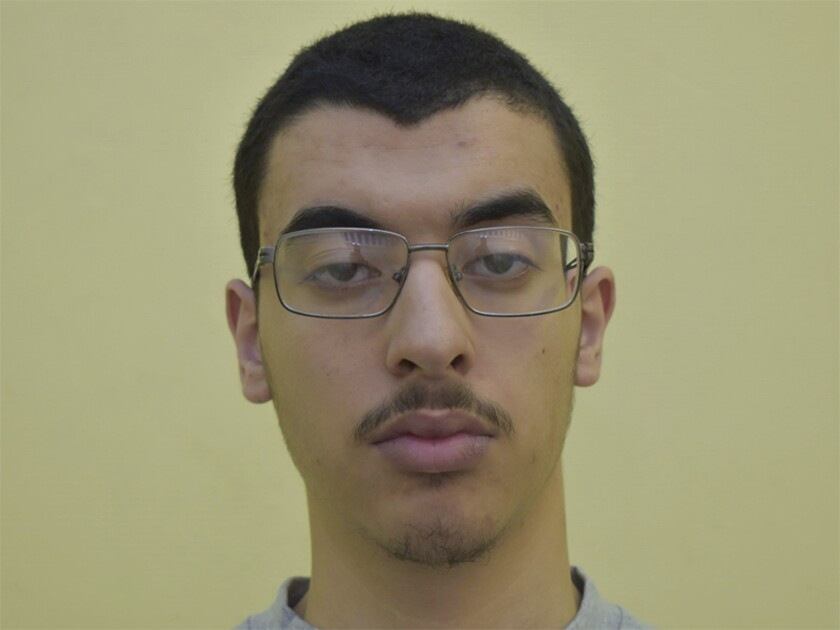 Hashem Abedi, younger brother of the Manchester Arena bomber Salman Abedi