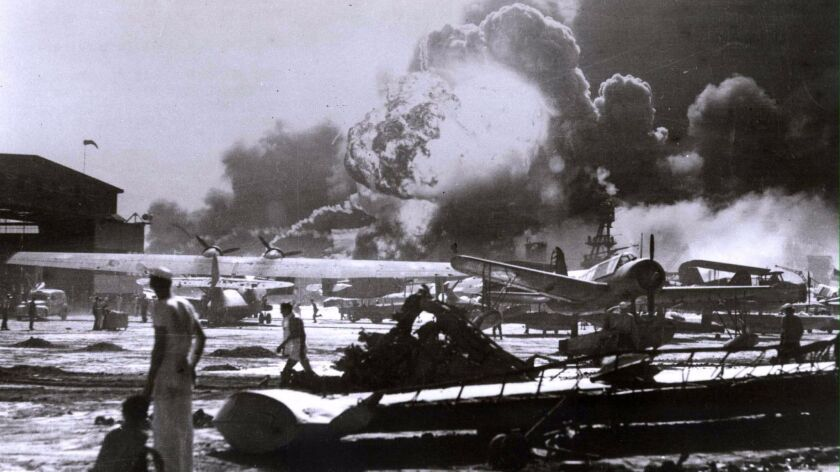 Did You Know Pearl Harbor Happened >> The U S Military Expected A Japanese Attack In 1941 But Not In