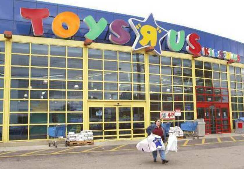 Toys R Us and Wal-Mart announced toy lists and holiday initiatives Thursday.