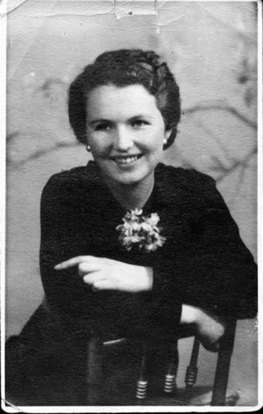 Mavis Batey dies at 92; renowned code-breaker for Britain in WWII