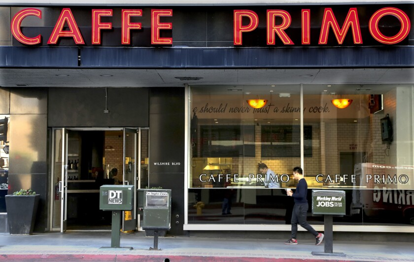 The Securities and Exchange Commission has accused Orange County attorney and Caffe Primo co-owner Emilio Francisco of fraud, saying he bought himself a yacht with cash that was supposed to be used to open new locations of Caffe Primo.