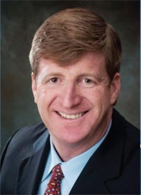 Former Congressman Patrick Kennedy