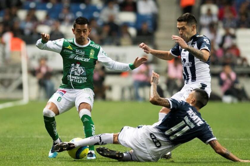 Los series de octavos, que se jugarán 6 y 7 de marzo, a un solo partido, son: Monterrey ante Querétaro; Pumas-Lobos BUAP. Necaxa-Atlas, éstas tres entre equipos de Primera División. EFE/Archivo