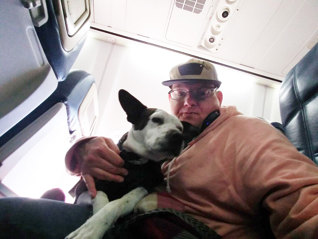 After more than three months at LAX, Seth Davis flies to Colorado to stay with a friend.