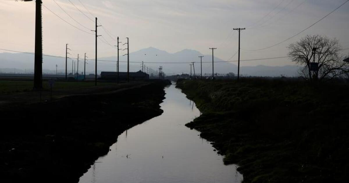 Fouled San Joaquin River an environmental crime against Stockton - Los Angeles Times