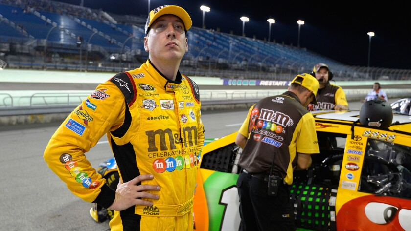 NASCAR Sprint Cup Series Ford EcoBoost 400 - Qualifying
