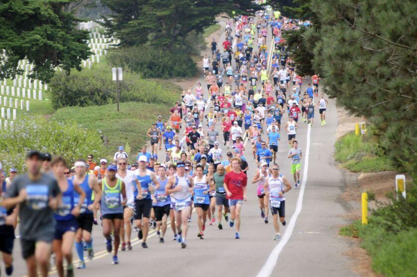 America's Finest City Half Marathon & 5K