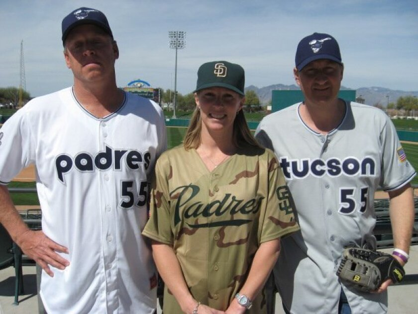 Could the new uniforms for the Triple-A Tucson Padres be a sign of things to come for the major league team?