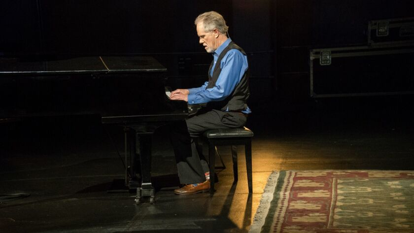 """Loudon Wainwright III mixed his songs with his father's Life magazine columns to create """"Surviving Twin,"""" now a Netflix special."""