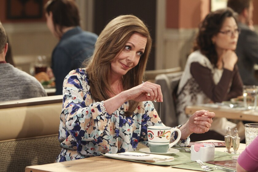 CBS picks up 'Mom,' 'Mike & Molly' and '2 Broke Girls' for