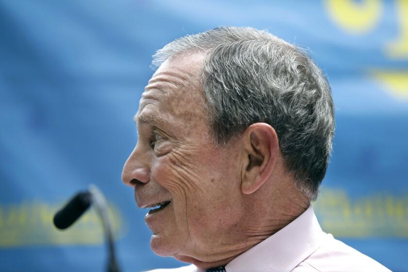 Bloomberg backs Scott Brown in Massachusetts Senate race