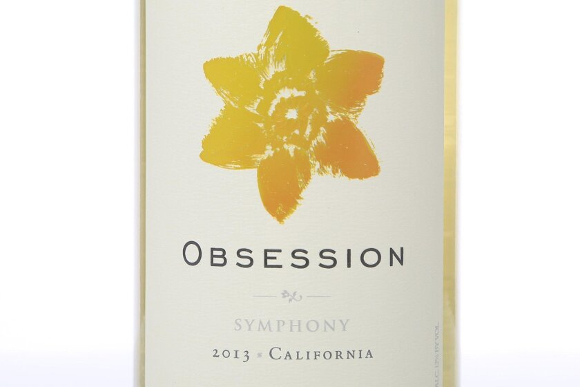 """Symphony is an """"Olmo grape,"""" a hybrid created by UC Davis viticulturist Harold Olmo."""