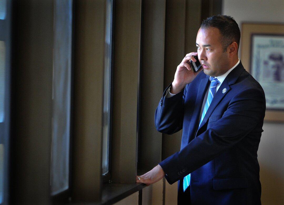 Fresno County prosecutor Andrew Janz