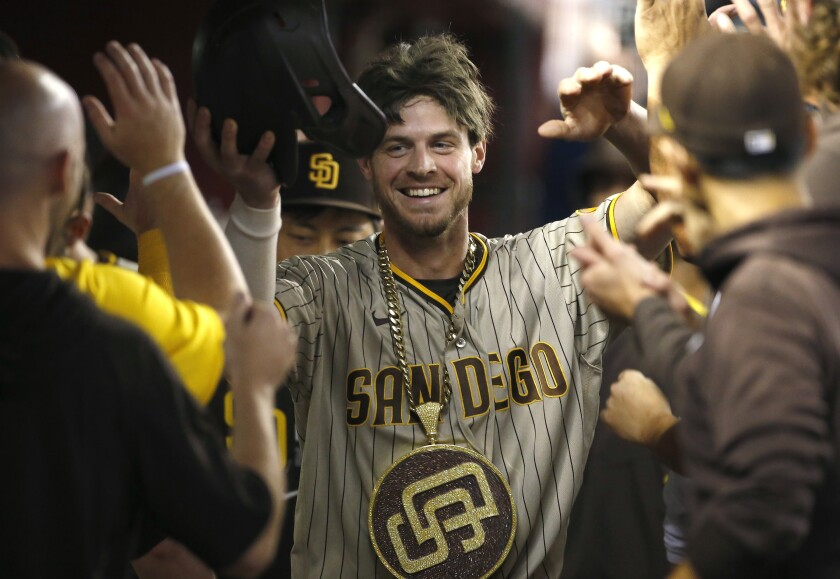 The Padres' Wil Myers