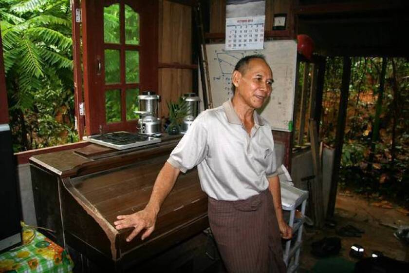 Suu Kyi's piano tuners play small but key part in Myanmar history