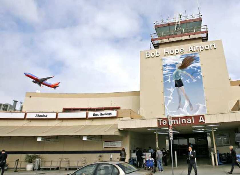 Bob Hope Airport ranks as most affordable on travel website's annual list