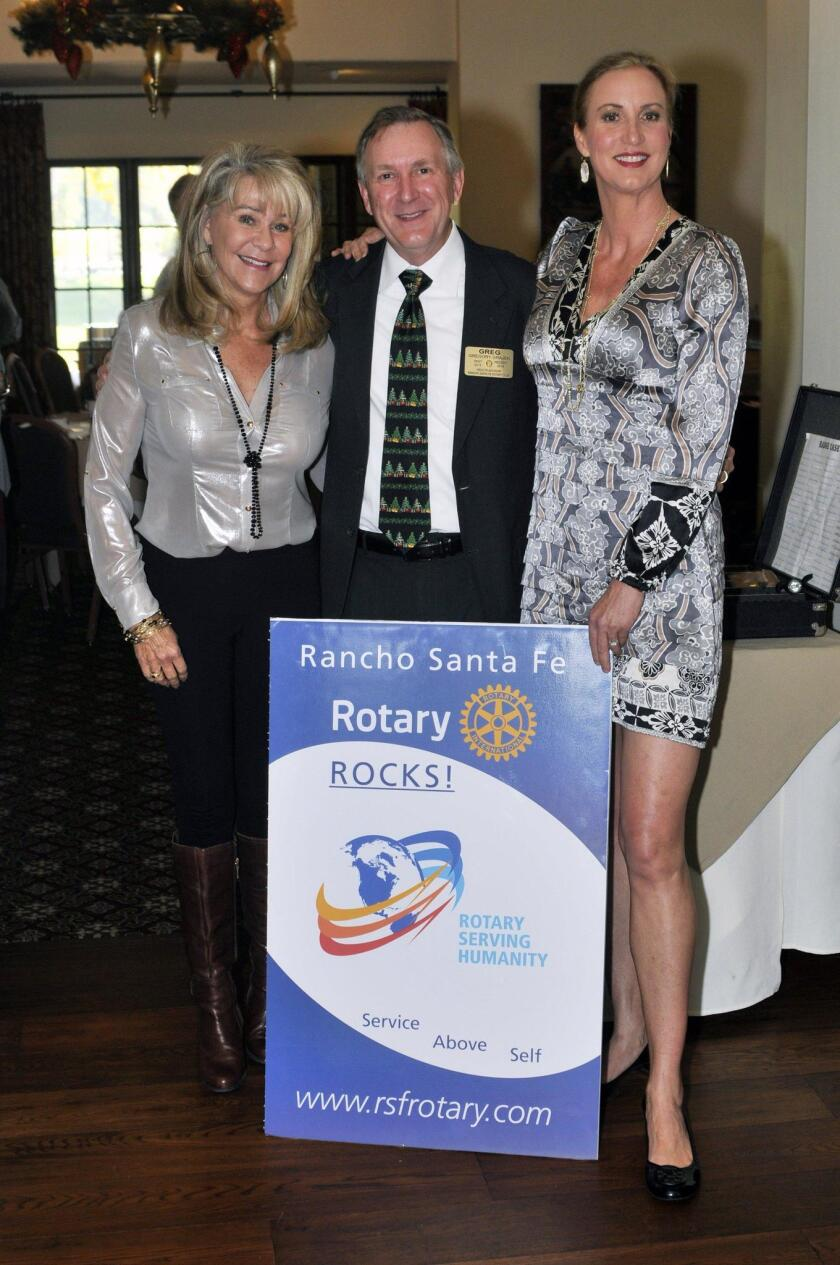 RSF Rotary Club luncheon celebrates fundraising success