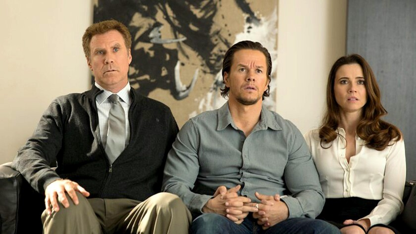 'Daddy's Home' trio