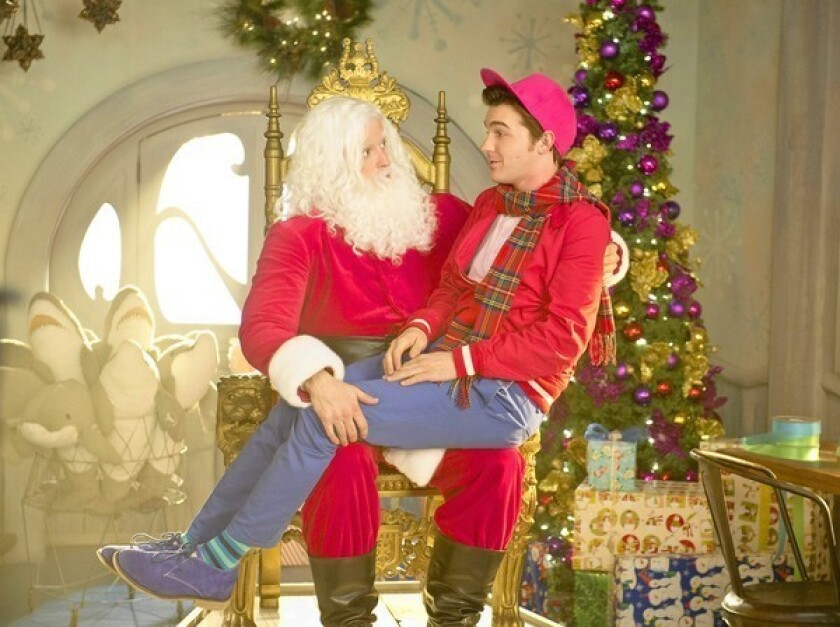 Television review: 'A Fairly Odd Christmas' offers cheer to show fans