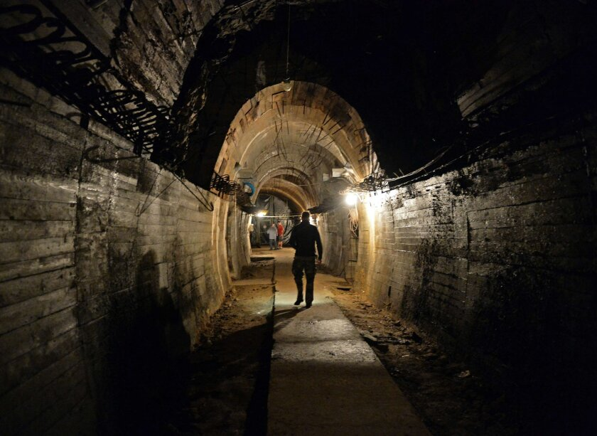 Nazi gold search