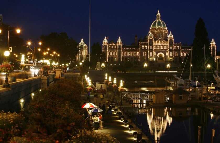 This month is a great time to explore Victoria, British Columbia, during the city's Dine Around & Stay in Town eat-and-sleep offer.