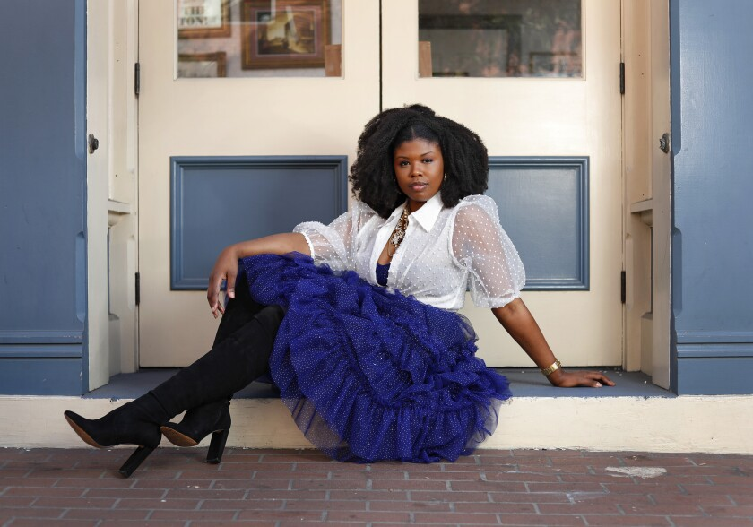 Joy Yvonne Jones is a San Diego actor, playwright and member of the San Diego Black Artists Collective.