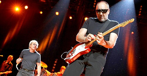 Pete Townshend of The Who reflects on 'Tommy' at 50, his band's new album and not dying before he gets old