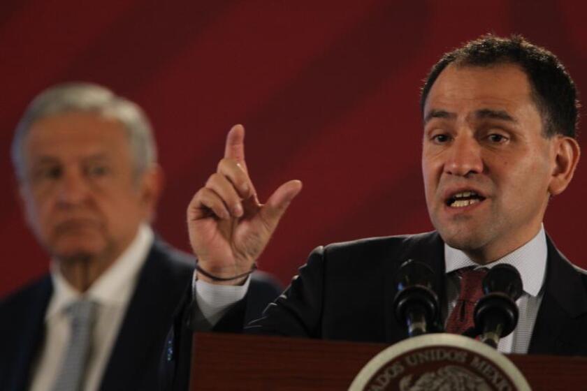 Seguridad y rescate a Pemex protagonizan el presupuesto mexicano para 2020