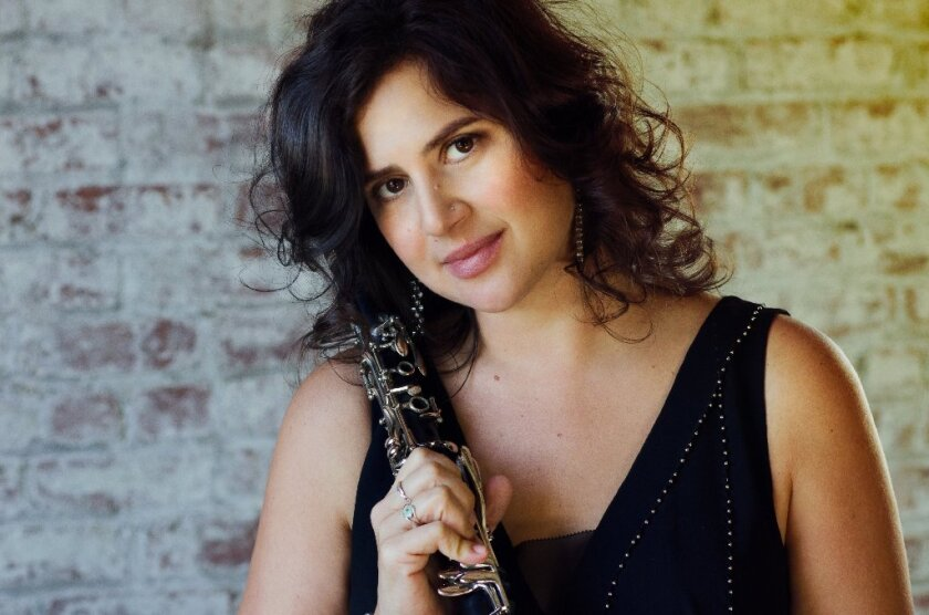 """The fact I wanted to play jazz on the clarinet was a double-whammy,"" says Anat Cohen, who has achieved broad musical acclaim regardless."