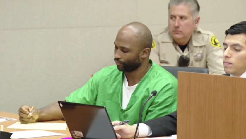 Frederick Jefferson will face trial on felony charges including assault on a police officer, a judge