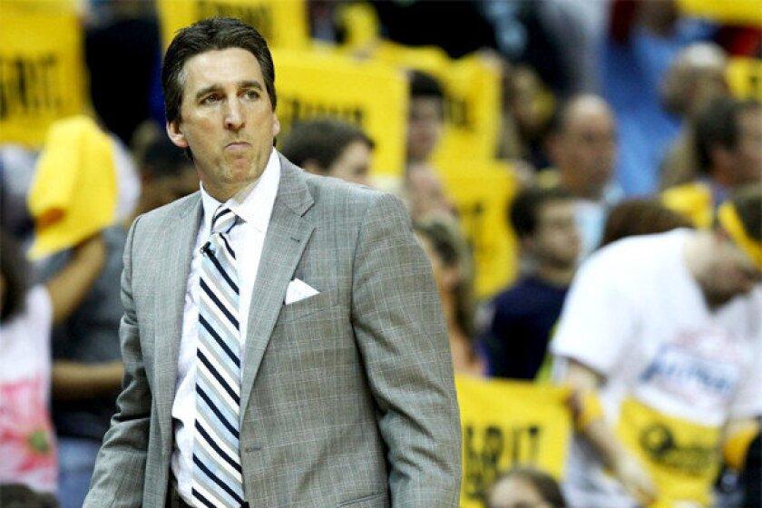 Clippers fire Coach Vinny Del Negro