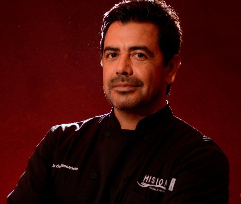 Chef Javier Plascencia.