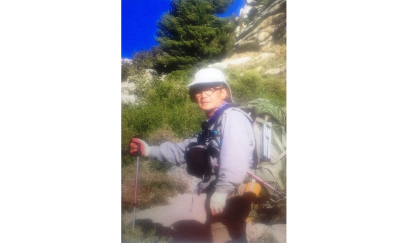"Bum ""John"" Lee, 68, of Redlands was reported missing after attempting to climb the Mountaineer's Route on Mt. Whitney."