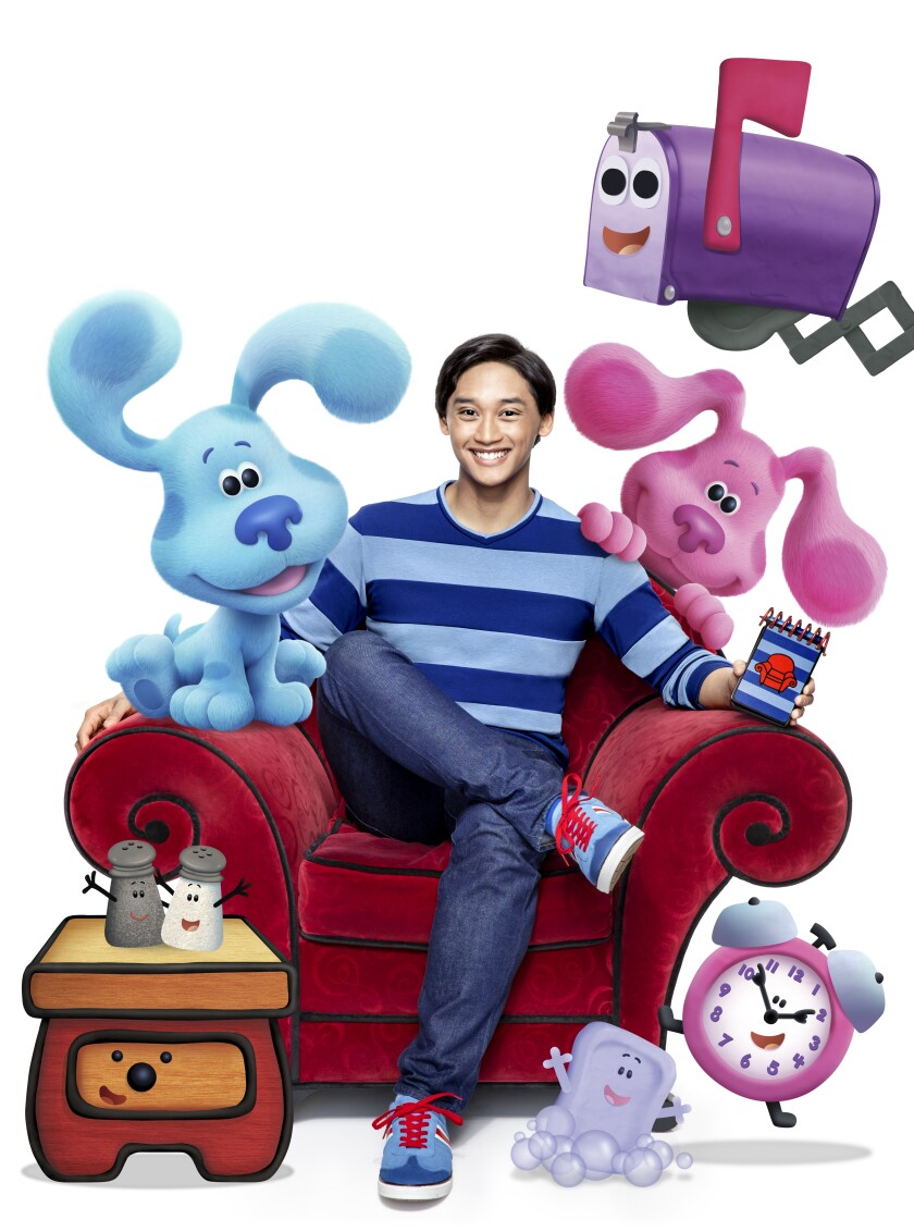 """Blue's Clues & You"""