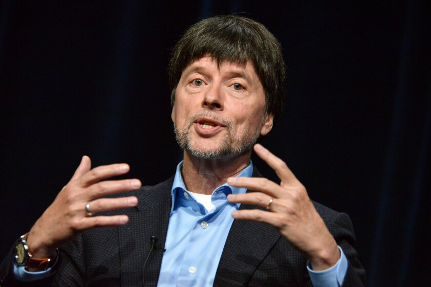 Humanities grant recipients over the years include Ken Burns' work from the start of his documentary film career.
