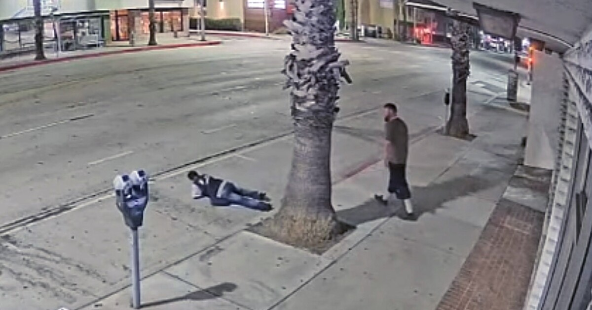 Asian American assaulted in Culver City in possible hate crime - Los Angeles Times