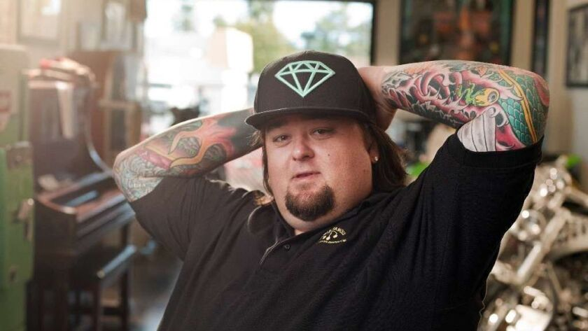 'Pawn Stars' mainstay Chumlee has dealt his entertainer's abode five miles off the Las Vegas Strip for $1.375 million.
