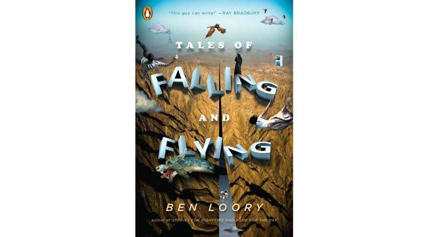 """""""Tales of Falling and Flying"""" by Ben Loory."""