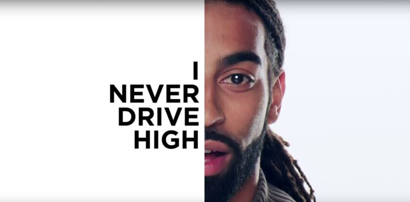 California pulls PSA on driving high